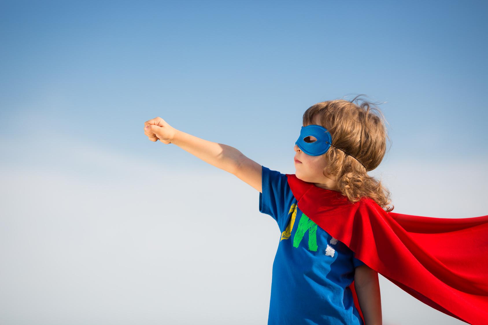 Les Apprentis Super-héros